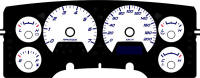 07-08 Dodge Ram Truck Gauge Face kph