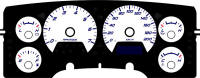 06 Dodge Ram Truck Gauge Face kph