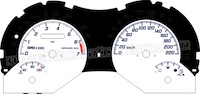 99-05 Grand Am Gauge Face kmh