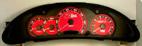 Cavalier Z24 Custom Ecotec Chrono Gauge Face